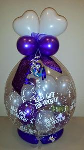 Luftballon geldgeschenk