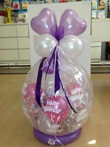 Geschenkballon Ballonverpackung Ballongeschenk Nurnberg Furth
