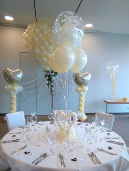 Ballondeko Und Luftballons Fur Die Hochzeit Nurnberg Furth Erlangen